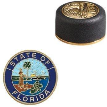 ASP Florida State Seal Baton Cap