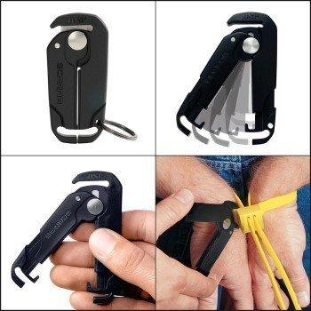 ASP Tri-Fold Handcuff Cutter Scarab