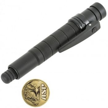 ASP AGENT 40 EXPANDABLE BATON CLIP ON - A40 WITH RETRACTING BUTTON