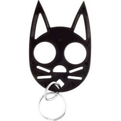 Wild Kat Key-chain ~ Black