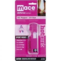 MACE ~ Jogger Defense Spray ~ Sport Model ~ Neon Pink