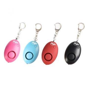 Mini Safety Alarm w/ LED Light