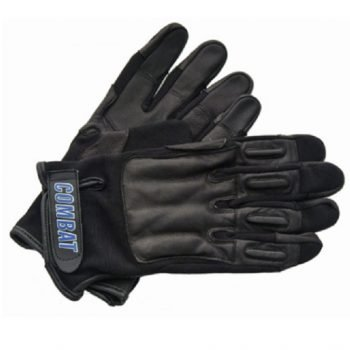 SAP 7-8 oz Leather Combat Gloves ~ Sizes: M - XXL