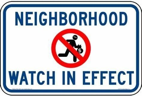 HOW TO REDUCE CRIME IN YOUR NEIGHBORHOOD