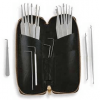 SOUTHORD ~ MPXS-20 ~ 20 piece Lock Pick Set ~ Metal Handles
