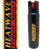HEATWAVE 4 OZ. TWIST-LOCK FOGGER ~ 23% OC PEPPER SPRAY