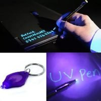 INVISIBLE INK PEN - UV LIGHT