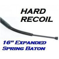 "16"" Spring Steel Billy ~ 6"" Compact Convenient Sized Baton"
