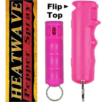 HEATWAVE FLIP-TOP 1/2 oz ~ HOT PINK