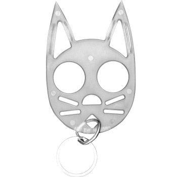 Wild Kat Key-chain ~ Clear