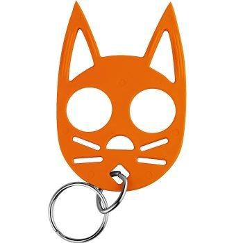 Wild Kat Key-chain ~ Orange