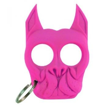 Brutus ~ Key-Chain ~ Hot Pink