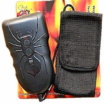 The Original FireFly ~ Widow Maker ~ Ultimate Stun Gun / Flashlight