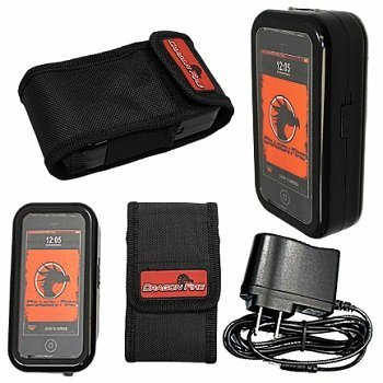 Dragon Fire Stun Gun w/ Touchscreen